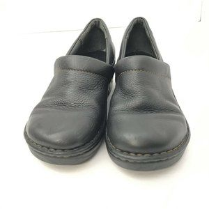 Born Womens Peggy Clogs Slip On Shoes 8